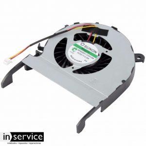 Fan Cooler Ventilador Toshiba L845 L850 L855 C805 M845 C845