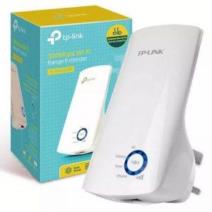 Amplificador Extensor De Señal Wifi Tp-link Tl-wa850re