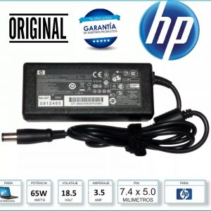 Cargador Hp Compaq Cq50 original con garantía