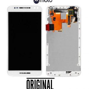 Pantalla modulo completo (Display + tactil) Moto X Style pure XT1575 y XT1572 con marco color negro o blanco.