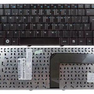 Teclado Notebook Positivo Bgh M400 M410 M420 M430 Español